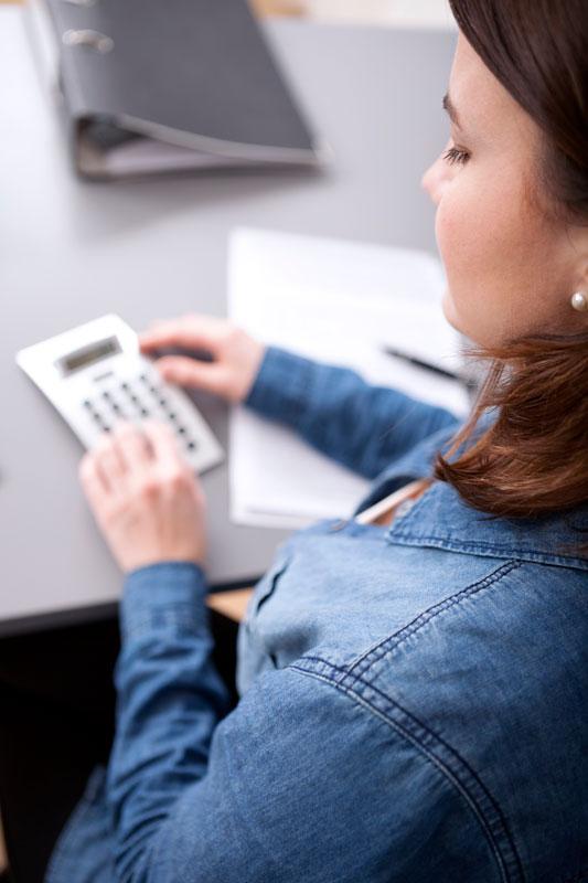 kalkulator, liczenie, opłacalność