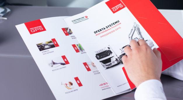 Progress, system monitorowania pojazdów, dokumenty