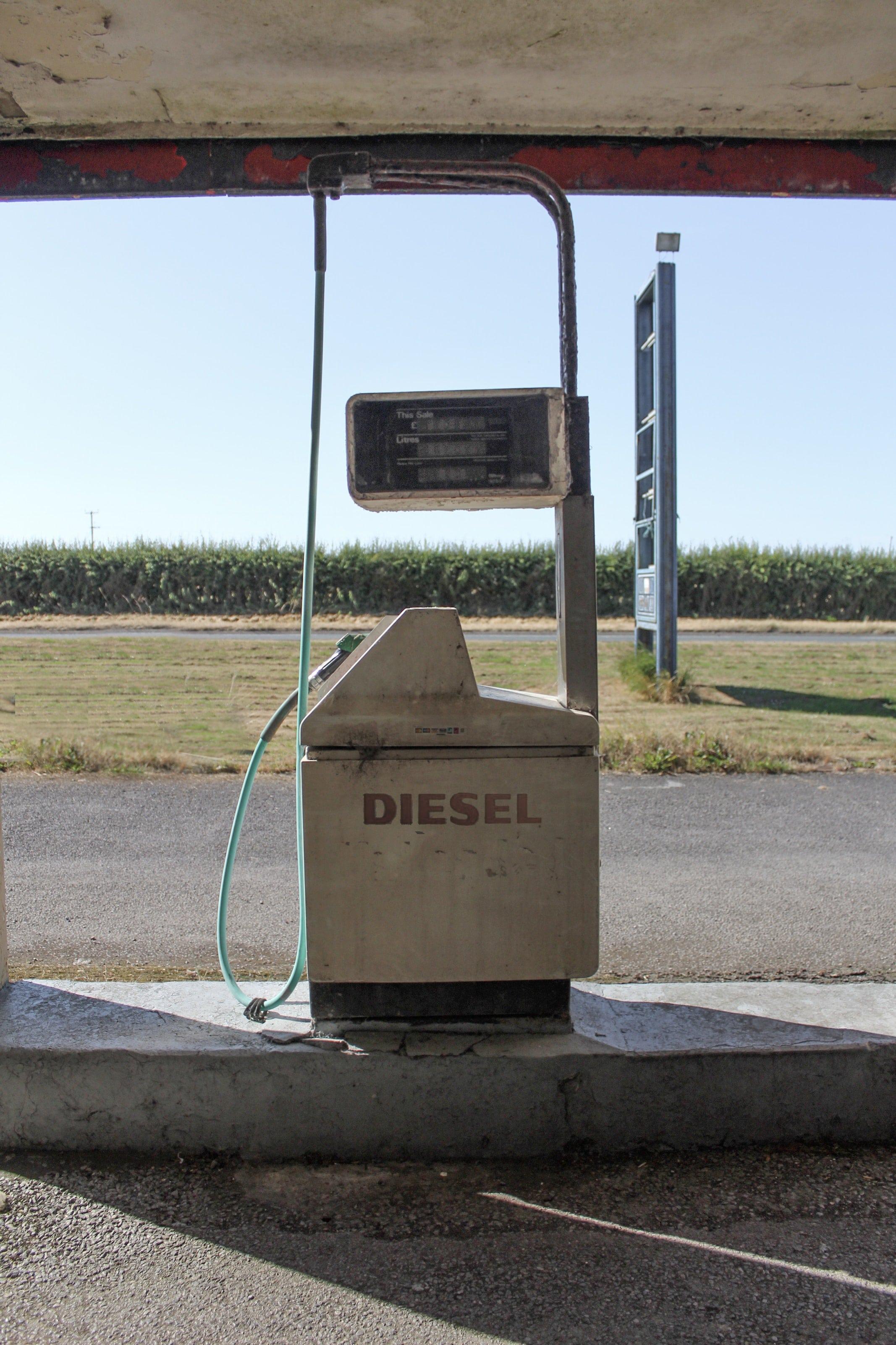 stacja paliw, tankowanie
